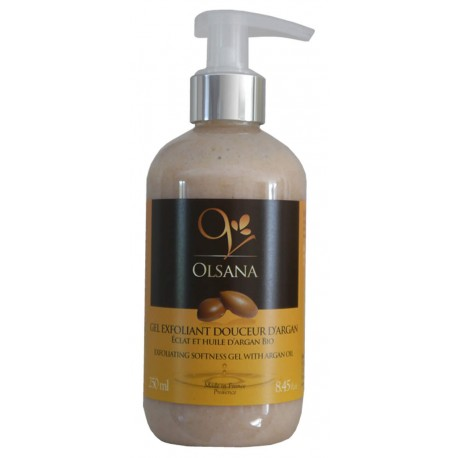 Gel exfoliant Douceur Argan